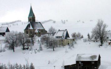 Descrierea unui peisaj de iarnă