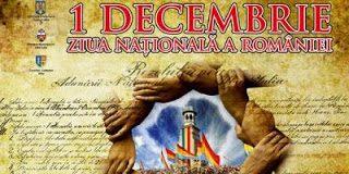 1 Decembrie 1918 cea mai importantă sărbătoare a românilor
