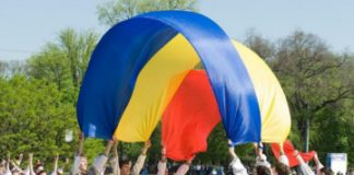 Țara mea, Moldova, înseamnă acasă!