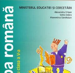 Teme - Limba română - Manual pentru clasa a v-a, Editura Humanitas