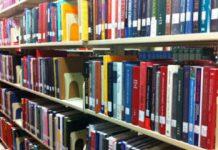 Compunere cu pronume - La bibliotecă
